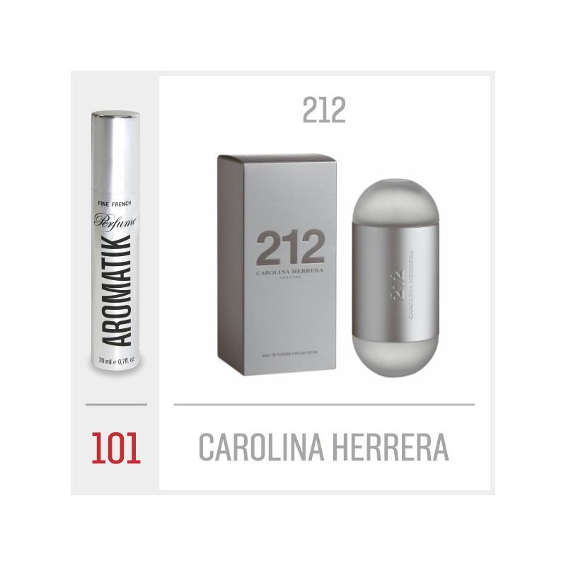101 - CAROLINA HERRERA / 212
