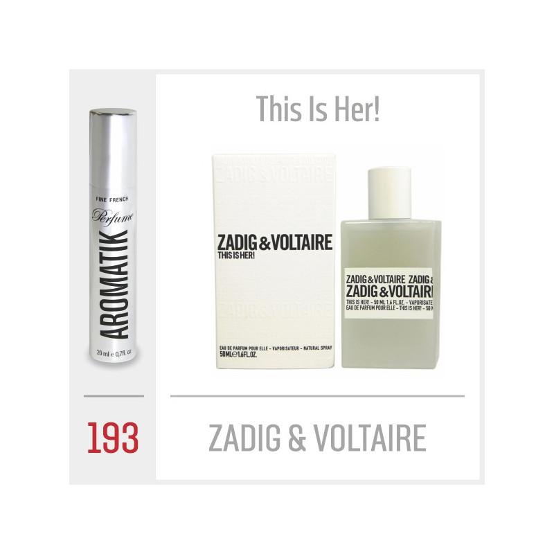 193 - ZADIG & VOLTAIRE - This Is Her!