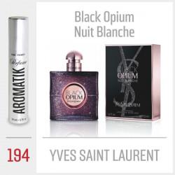 194 - YVES SAINT LAURENT - Black Opium Nuit Blanche