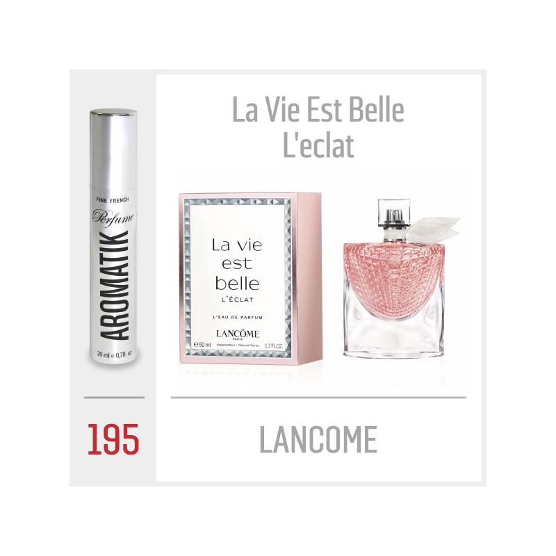 195 - LANCOME / La Vie Est Belle L'eclat
