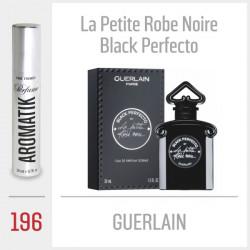 196 - GUERLAIN / La Petite Robe Noire Black Perfecto