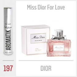 197 - DIOR / Miss Dior For Love