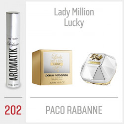 202 - PACO  RABANNE / Lady Million Lucky