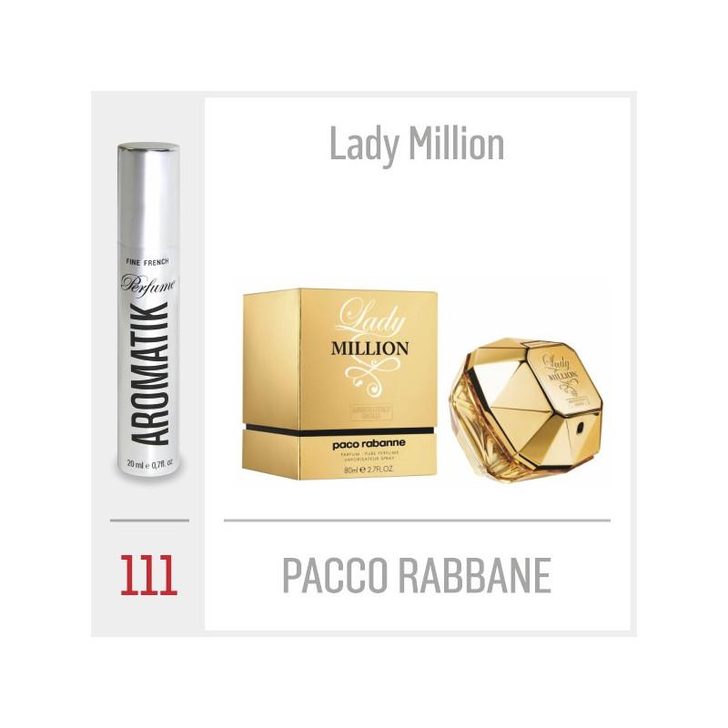 111 - PACCO RABBANE / Lady Million