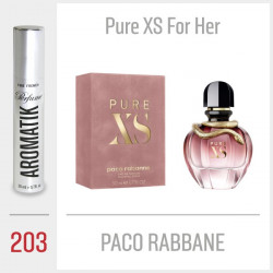 203 - PACO RABBANE / Pure XS For Her