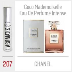 207 - CHANEL / Coco Mademoiselle Eau De Perfume Intense