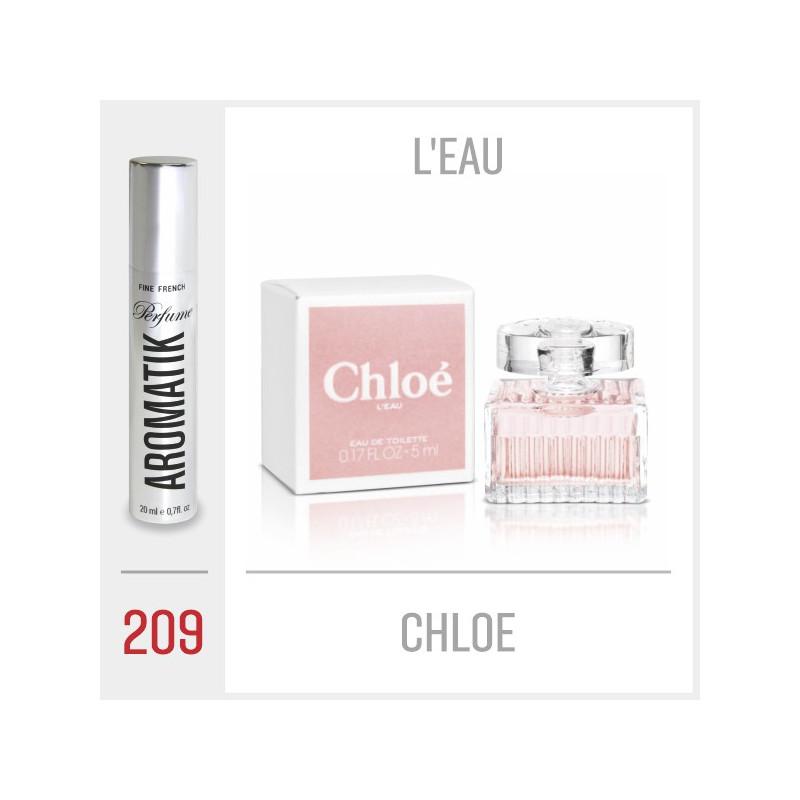 209 - CHLOE -L'Eau