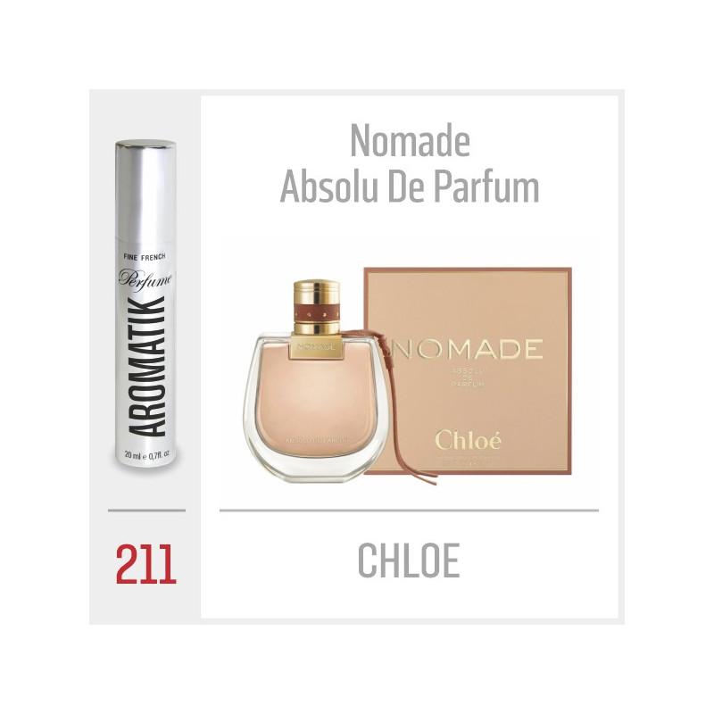 211 - CHLOE / Nomade-Absolu De Parfum