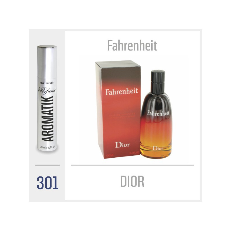 301 - DIOR / Fahrenheit