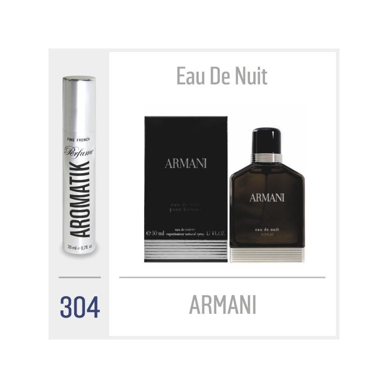 304 - ARMANI / Eau De Nuit
