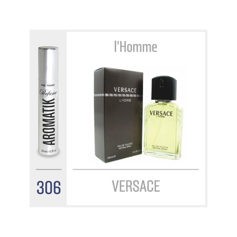 306 - VERSACE / l'Homme