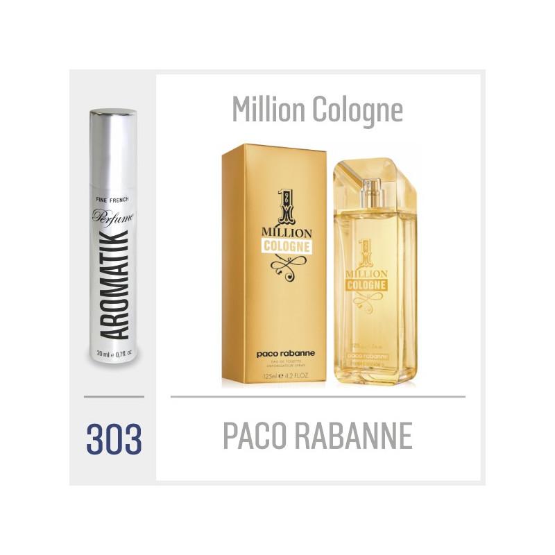 303 - PACO RABANNE/ Million Cologne
