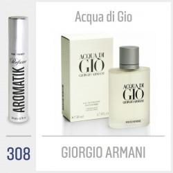 308 - GIORGIO ARMANI / Acqua di Gio