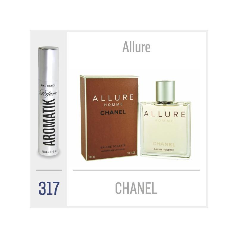 317 - CHANEL / Allure