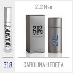 318 - CAROLINA HERERA / 212 MEN