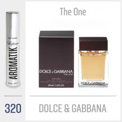 320 - GABBANA / The One