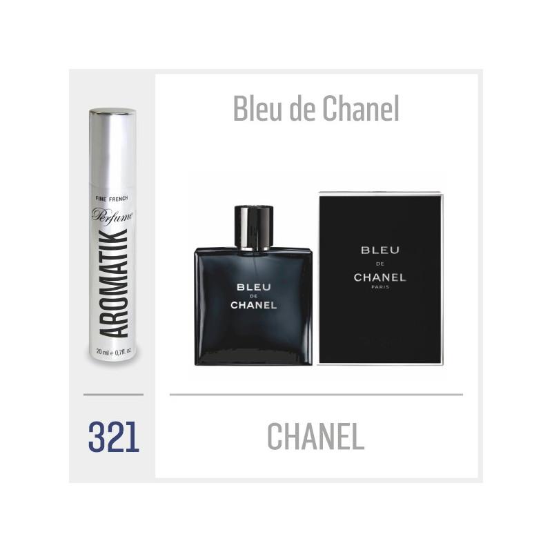 321 - CHANEL / Bleu de Chanel