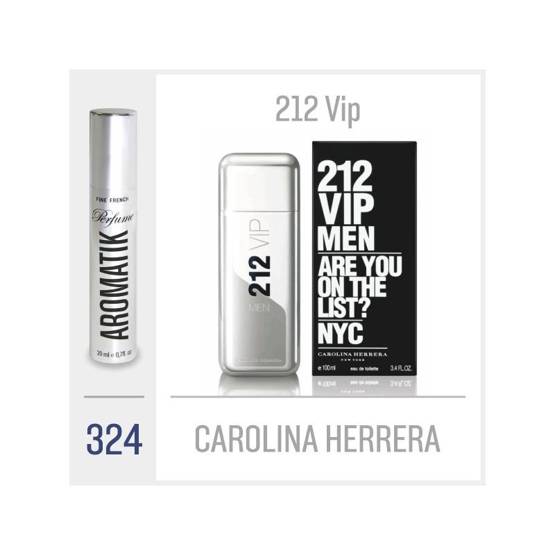 324 - CAROLINA HERRERA / 212 Vip