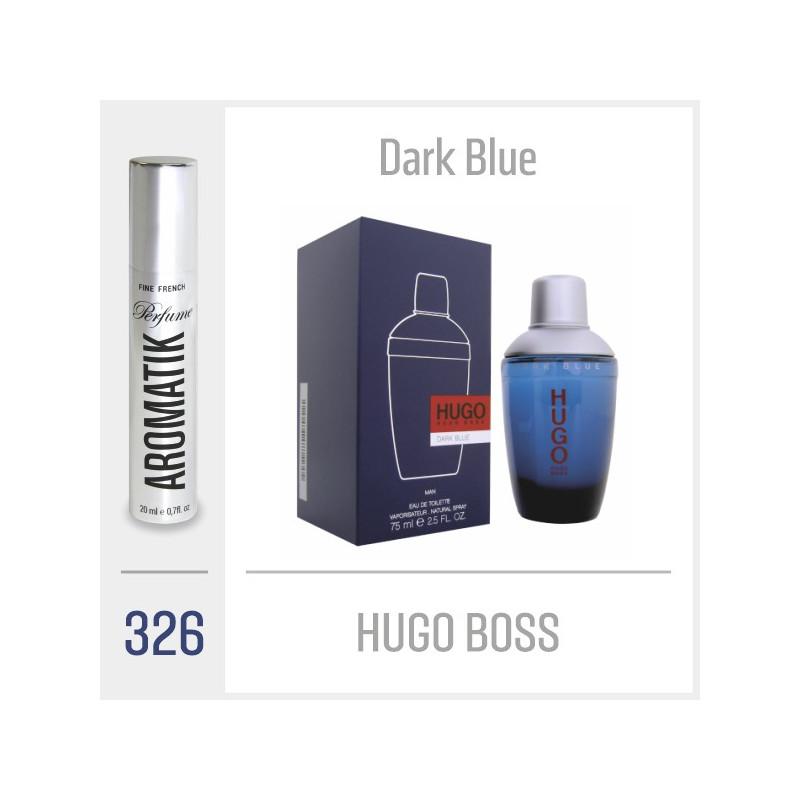 326 - HUGO BOSS / Dark Blue