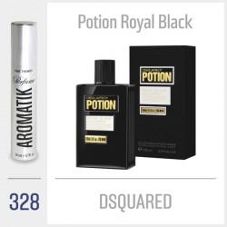 328 - DSQUARED / Potion Royal Black