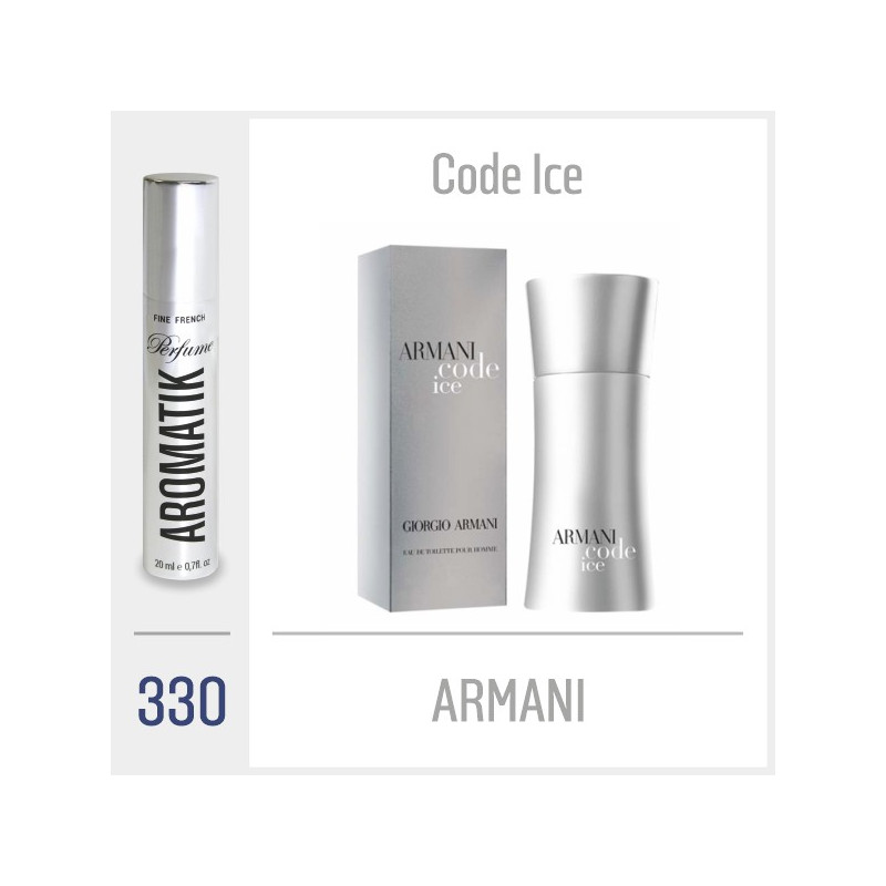 330 - ARMANI / Code Ice