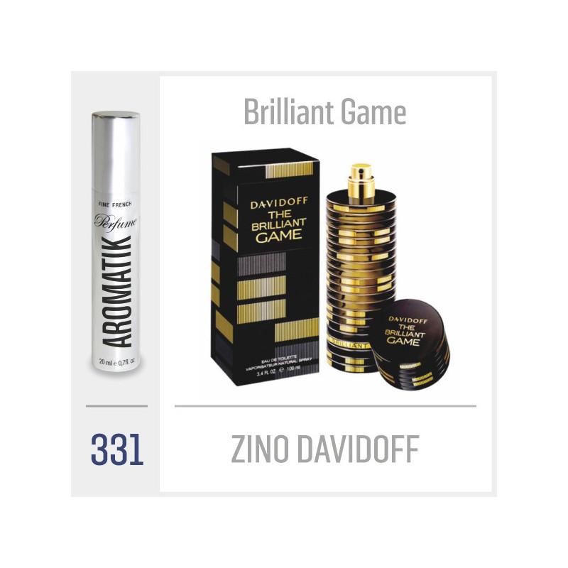 331 - ZINO DAVIDOFF / Brilliant Game