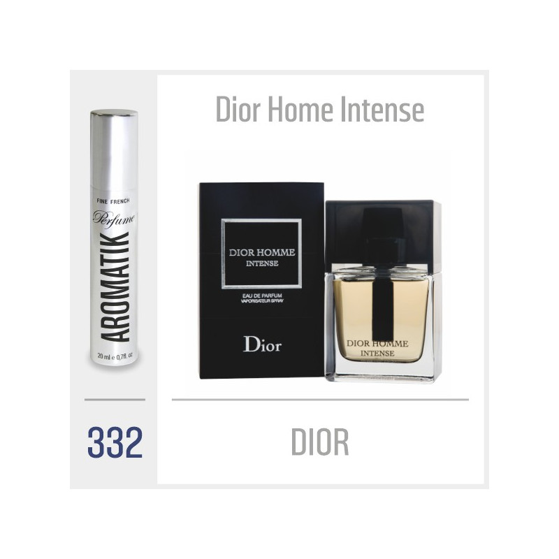 332 - DIOR / Dior Home Intense