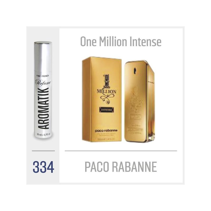 334 - PACO RABANNE / One Million Intense