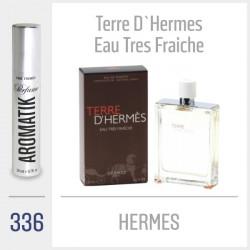 336 - HERMES / Tere D`Hermes Eau Tres Fraiche