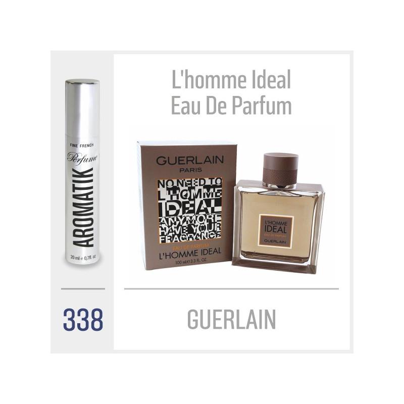 338 - GUERLAIN / L'homme Ideal Eau De Parfum