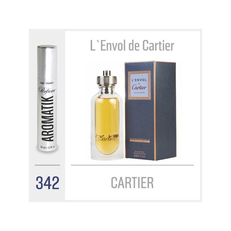 342 - CARTIER - L`Envol de Cartier
