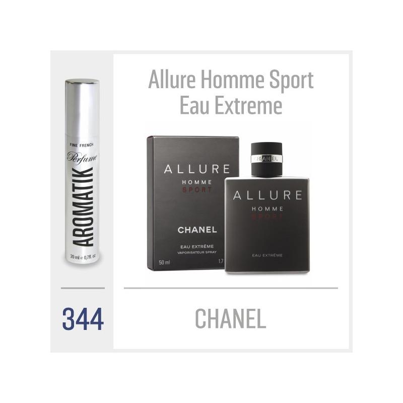 344 - CHANEL - Allure Homme Sport Eau Extreme
