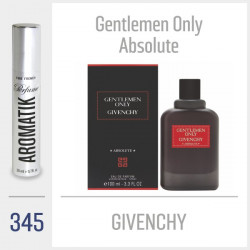 345 - GIVENCHY - Gentlemen only Absolute