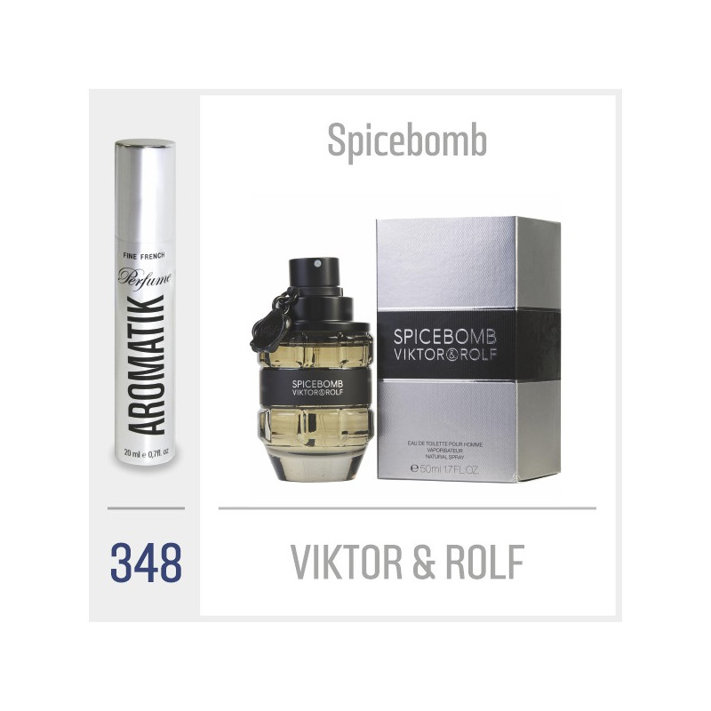 348 - VIKTOR & ROLF - Spicebomb