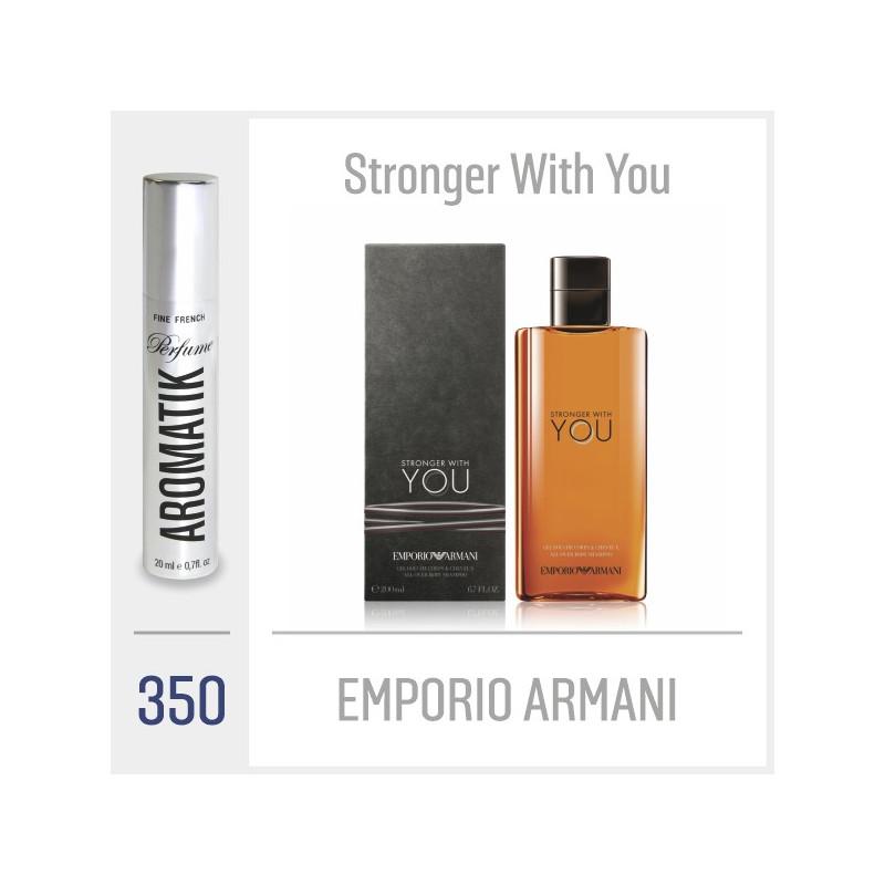350 - EMPORIO ARMANI / Stronger With You