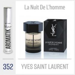 352 - YVES SAINT LAURENT / La Nuit De L'homme