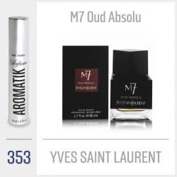 353 - YVES SAINT LAURENT / M7 Oud Absolu