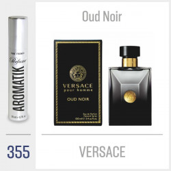 355 - VERSACE / Oud Noir