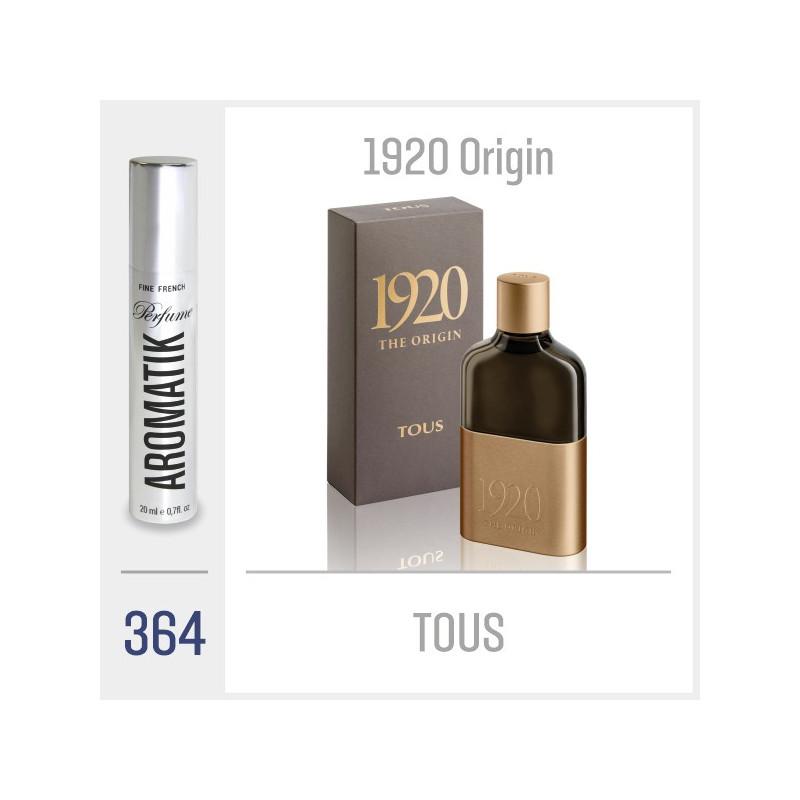 364 - TOUS / 1920 Origin