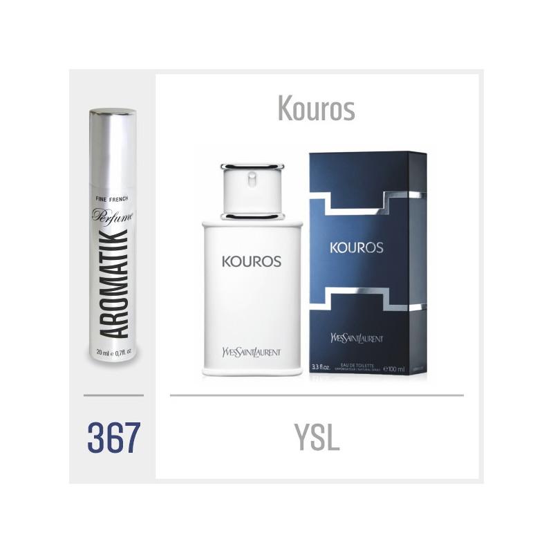 367 - YSL / Kouros