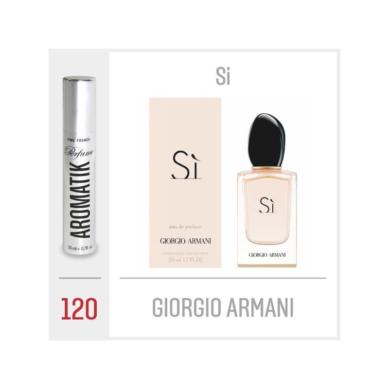 120 - GIORGIO ARMANI / Si