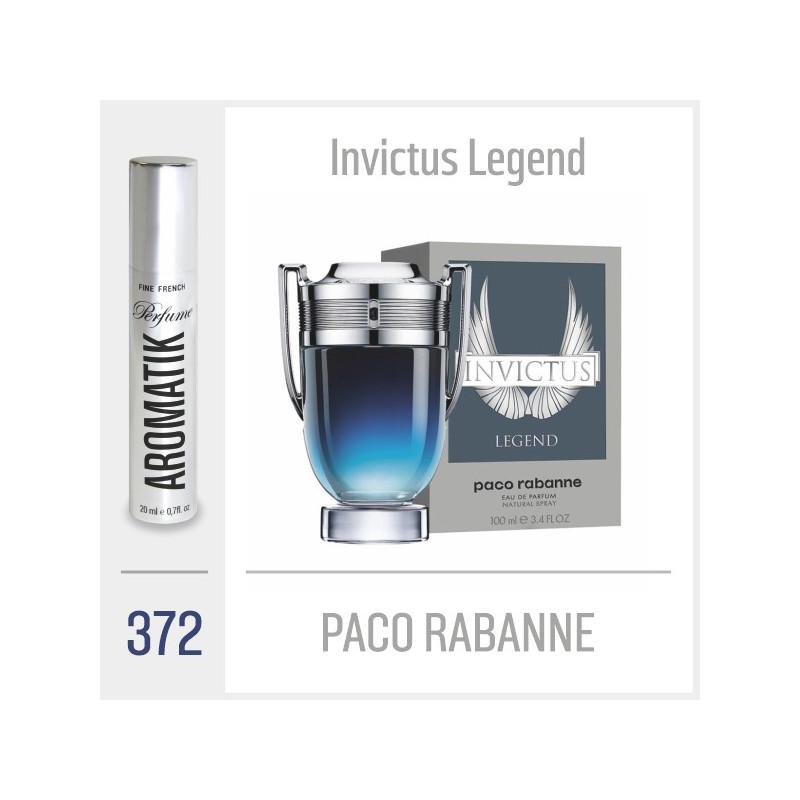 372 - PACO RABANNE / Invictus Legend