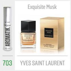 703 - YVES SAINT LAURENT / Exquisite Musk