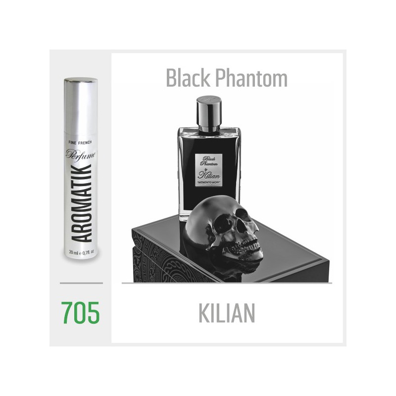 705 - KILIAN  / Black Phantom