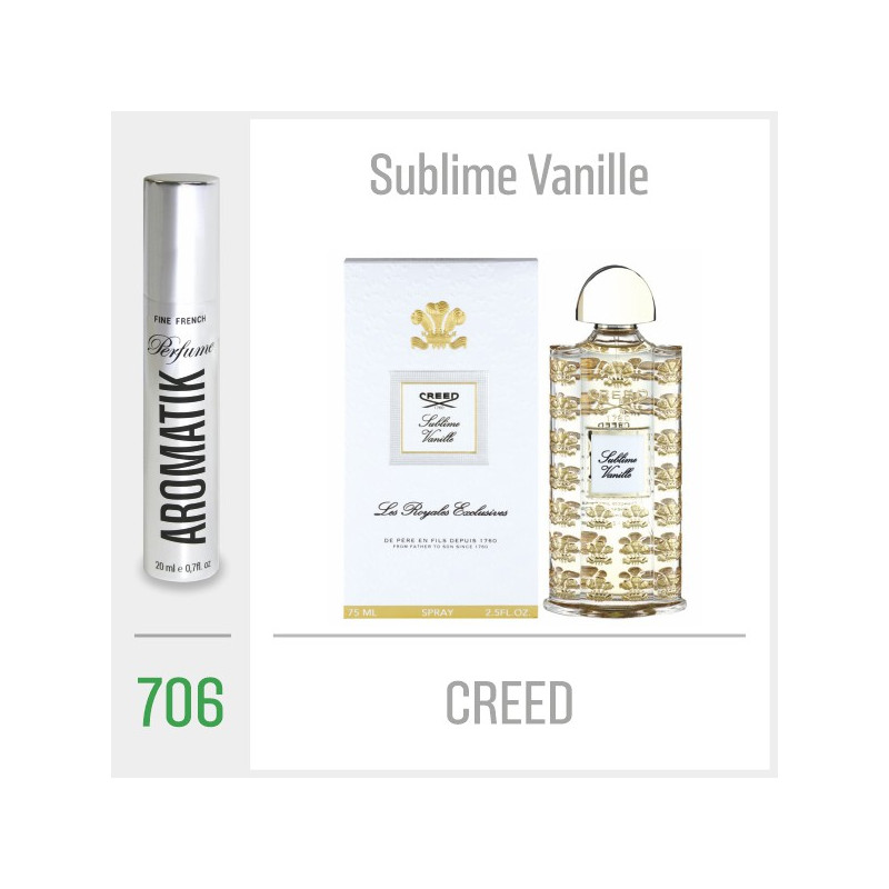 706 - CREED / Sublime Vanille