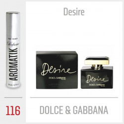 116 - DOLCE & GABBANA / Desire
