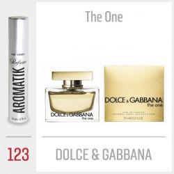 123 - DOLCE & GABBANA / The One
