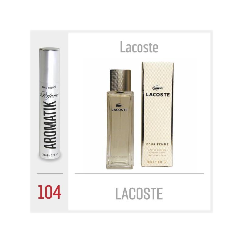 104 - LACOSTE / Lacoste