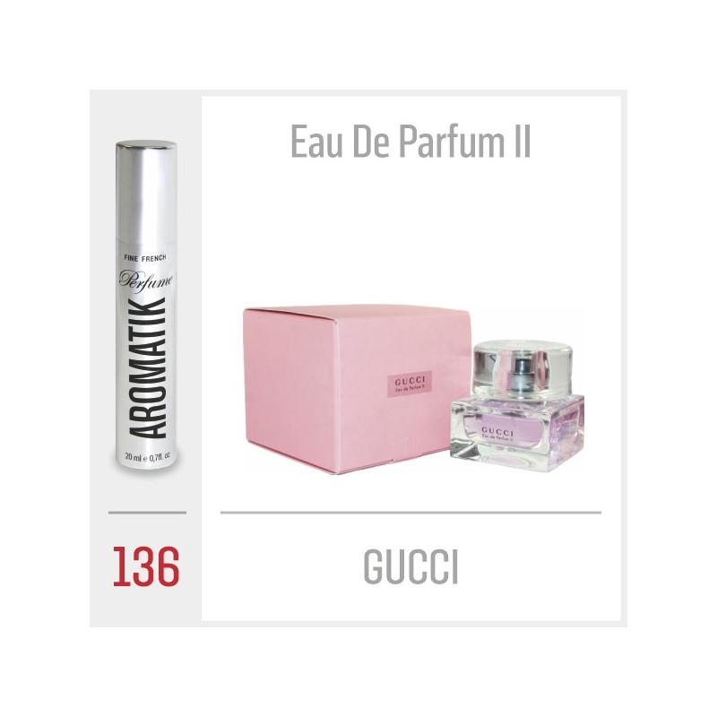 136 - GUCCI / Eau De Parfum II