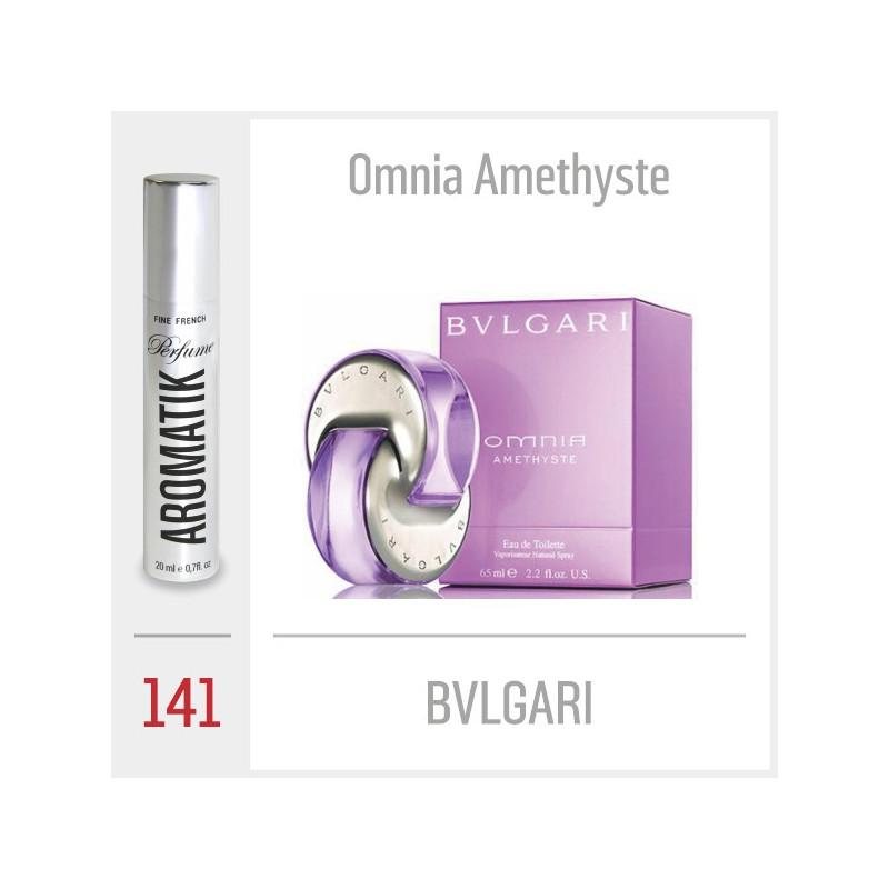 141 - BVLGARI / Omnia Amethyste